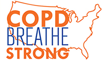 COPD Breathe Strong Logo